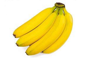 Banana Prata Orgânica - KG