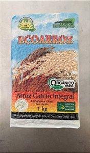 Arroz Cateto Orgânico Integral - KG