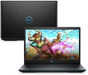 """Notebook Gamer usado, Dell G3 15-3590, 9ª Geração Core i5-9300H, 2.40GHz, NVIDIA 3GB Dedicado, 16GB, HD 1TB, 15.6"""" Full HD, Win10, Bateria boa!"""