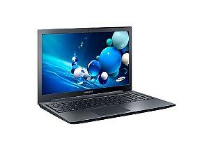 "Notebook usado, Samsung 670Z, Core i5-3230M, 8GB, 2GB AMD Radeon, HD1TB, 15.6"" LED, Win10, Bateria boa!"