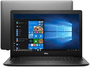 """Notebook em estado de novo, Dell Inspiron 15-3583, i3-8145U, 2.10-2.30GHz, 4GB, HD1TB, 15.6"""" HD, Windows 10, Bateria perfeita!"""