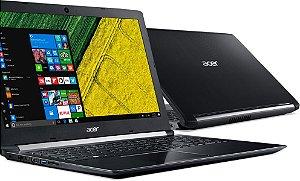"""Notebook usado, Acer Aspire A515-51, i5-7200U, 2.50-2.71GHz, 8GB, HD 1TB, 15.6"""", Windows 10, Bateria perfeita!"""