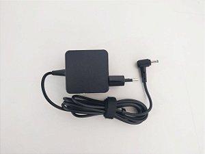 Fonte Carregador Notebook Asus Vivobook S200e X201e 19v 1,75a Plug 4.0mm x 1.35mm
