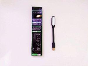 Iluminador de LED Portátil USB para Notebook e outros.