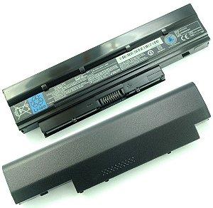 Bateria para Notebook Toshiba Satellite T210D, T215D, T230, T235, T235D e NB505 - Part Number: PA3820U