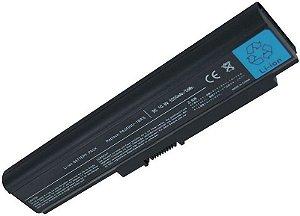 Bateria para Notebook Toshiba Satellite U300, U305 series e Tecra M8 - Part Number: PA3594U-1BRS