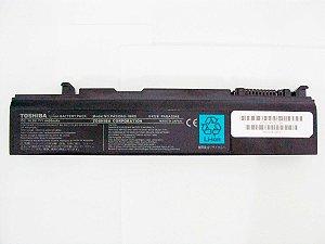 Bateria para Notebook Toshiba Portege S100, Tecra A2, M2, M2V, M3 e Satellite A50, A55 - Part Number: PA3357U