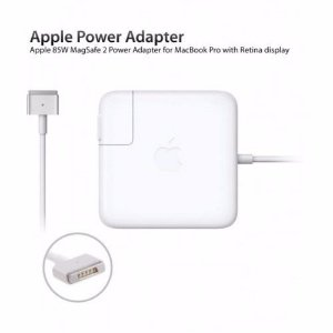 FONTE CARREGADOR APPLE MAGSAFE 2 PARA MACBOOK -20V 4.25A 85W