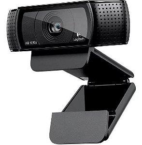 Webcam Logitech C920 Full Hd Pro 1080p