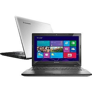 "Notebook usado Lenovo G40-70, Intel Core i3-4005U-1.70GHz, Tela 14"" LED, 4Gb, HD 500gb, Wifi, Webcam, Hdmi, Win10"