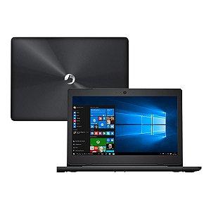 Notebook Positivo Stilo One XC5631, Intel Pentium N3710 Quad Core 1.7GHz, 4Gb, SSD 32Gb, Win 10
