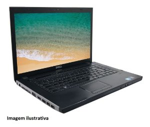 Notebook usado Dell Vostro 3560, Intel Core i3 2.50GHz, 4Gb, HD500Gb, DVD-RW, Wifi, Webcam, Win10!