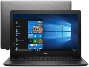 "Notebook Dell, Inspiron 15 3000, i15-3583-A5XP, 8ª Geração, Intel Core i7-8565U, 8 GB RAM, HD 2TB, Intel® UHD Graphics 620, Tela 15.6"" LED HD, Windows 10!"