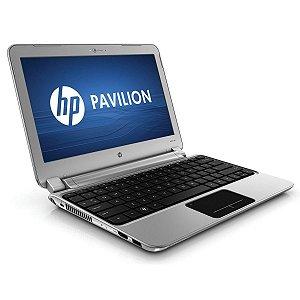 Notebook Usado, HP, Pavilion DM1-3260BR, AMD E5-350 1.60 GHz, 4Gb-ram, HD500Gb, Webcam, Win10, Bateria ok!