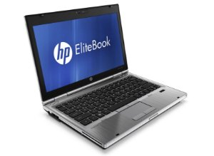 Notebook Usado HP Elitebook 2560p, Intel Core i5-2.50GHz, 4GB, HD 320GB, Leitor CD/DVD, Webcam, Wi-Fi, Win 10 Home