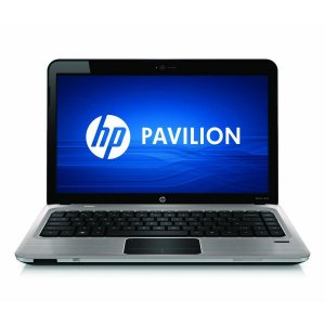 Notebook Usado HP Pavilion DM4-2065br, Core i5-2410M - 2.30GHz, 4GB, HD500GB, Leitor CD/DVD, Wi-Fi, Webcam, Win10.
