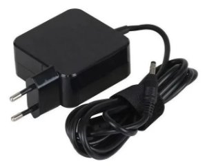"FONTE CARREGADOR NOTEBOOK LENOVO IDEAPAD 20V x 2.25A - Plug ""P"" 4mm x 1.7mm"