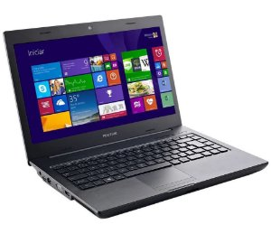Notebook usado, Positivo S5950, Intel Core i3-3110M 2.40GHz, 4Gb, HD 500Gb, Leitor CD/DVD, Win10, Bateria OK!