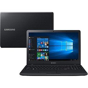 "Notebook, Samsung NP300E5K, Intel Core i3-5005U 2.00GHz, 4GB, HD 1TB, Webcam, Win10 Home, Display 15.6"" FULL HD."