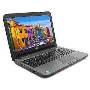 Notebook usado, Gamer, Dell Latitude 3440, i5-4200U 1.6GHz, 2GB NVIDIA, 8GB, HD750GB, Leitor CD/DVD, Wifi, Webcam, Win10, Bateria perfeita!