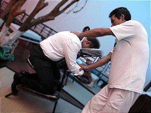 Quick Massage Para Empresas e Eventos Com 2 Profissionais