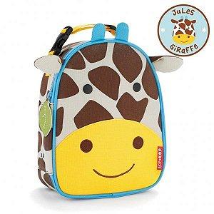 Lancheira Skip Hop Zoo Girafa