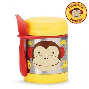 Pote Termico Skip Hop Zoo Macaco