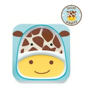 Prato Skip Hop Zoo Girafa