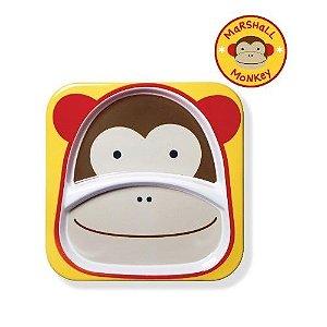 Prato Skip Hop Zoo Macaco
