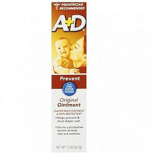 Pomada A+D Prevent 42,5g