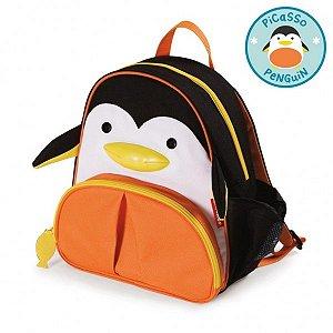 Mochila Skip Hop Zoo Pinguim