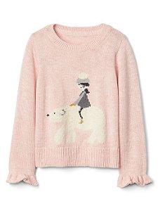 Sweater GAP Polar Bear