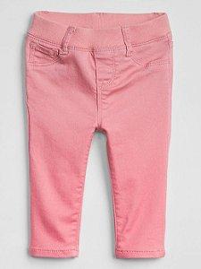 Calça GAP Jeggings Pink