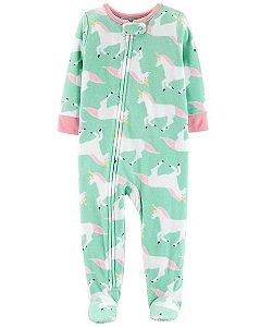 Pijama-carters-manga-longa-com-pezinho-Fleece-Carters-Unicornio