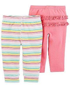 Calça carters - 2 peças - striped color