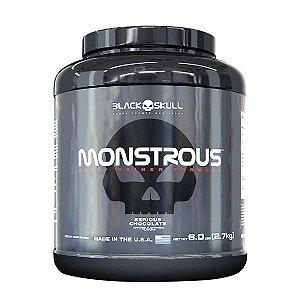Monstrous  2,7Kg - Black Skull