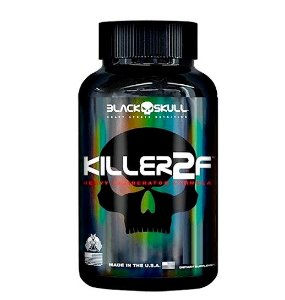 Killer2F - 60 cápsulas - Black Skull