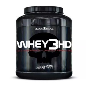 Whey 3HD 1,8 Kg - Black Skull
