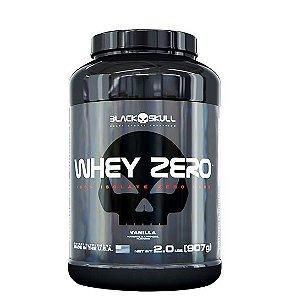 Whey Zero 907g 2Lbs - Black Skull