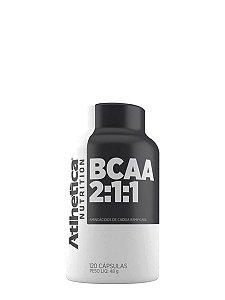 Bcaa Pro Series 120 Cápsulas - Atlhetica