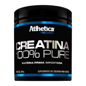 Creatina Pro Series 100% Pure - 300g - Atlhetica