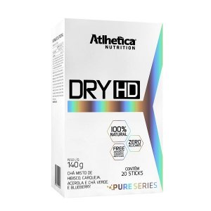 Dry-HD Pure Series - 20 Sticks - Atlhetica