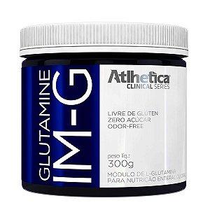 Glutamine IM-G - 300g - Atlhetica
