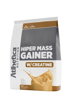 Hiper Mass Gainer Pro Series - 3kg - Atlhetica