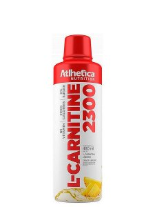 L-Carnitine 2300 - 480 ml - Atlhetica