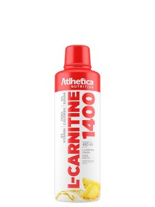 L-Carnitine 1400 480 ml - Atlhetica