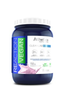 Reaction Vegan - 720g - Atlhetica