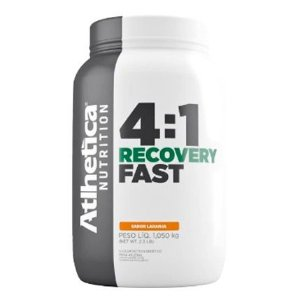 Recovery Fast 4:1 (1,05 Kg) - Atlhetica