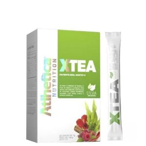 X-Tea - 20 Sticks - Atlhetica