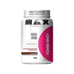 Femini Whey 900g - Max Titanium